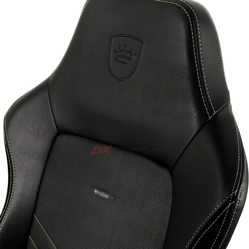 Игровое кресло noblechairs HERO Black/Gold - Фото 5