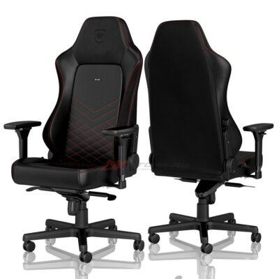 Игровое кресло noblechairs HERO Black/Red - Фото 1