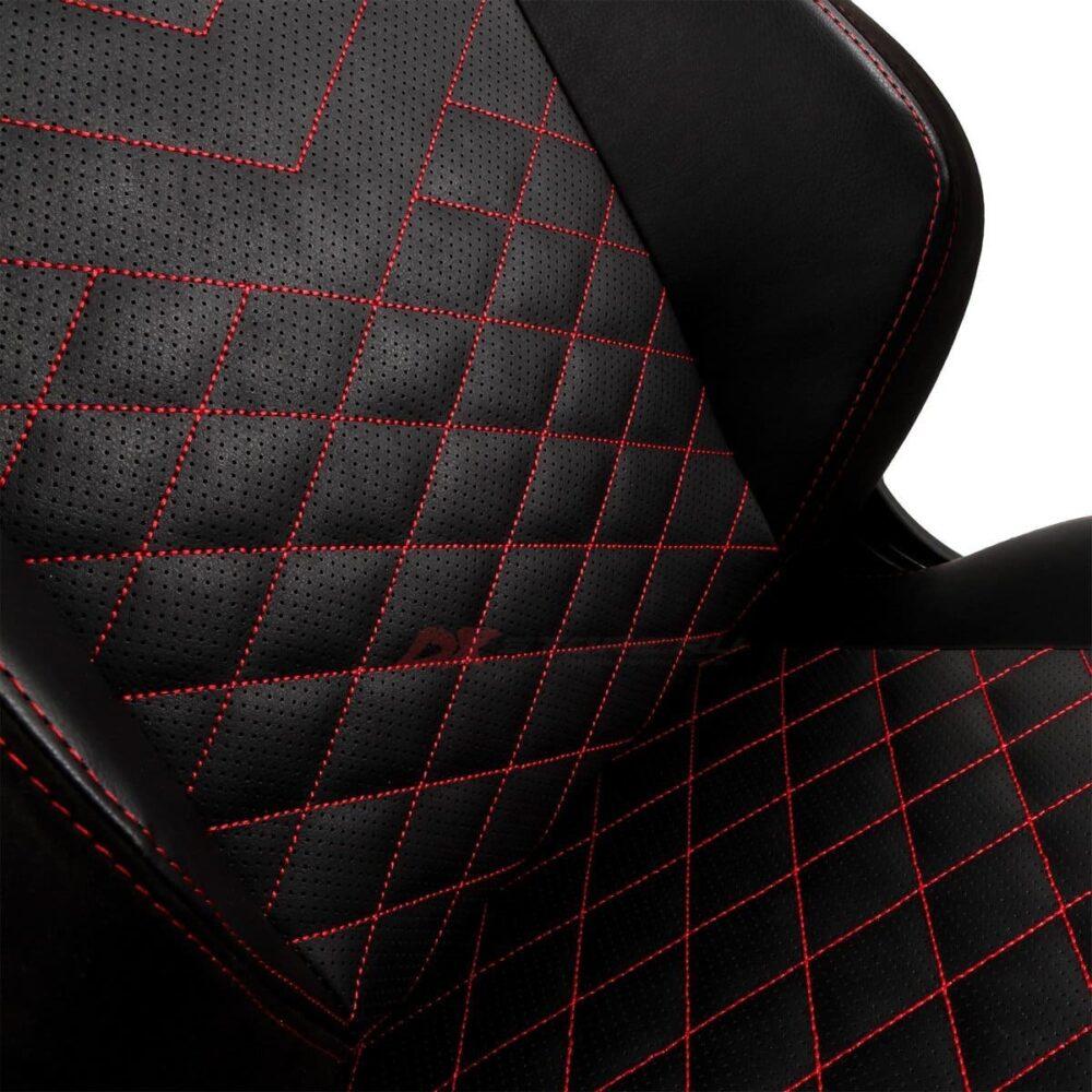 Игровое кресло noblechairs HERO Black/Red - Фото 6