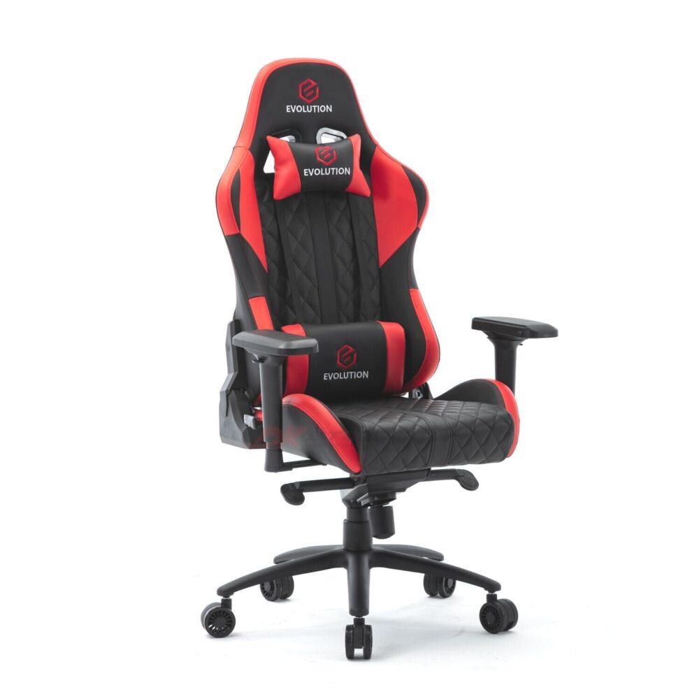 Компьютерное игровое кресло Evolution Racer M - Фото 2
