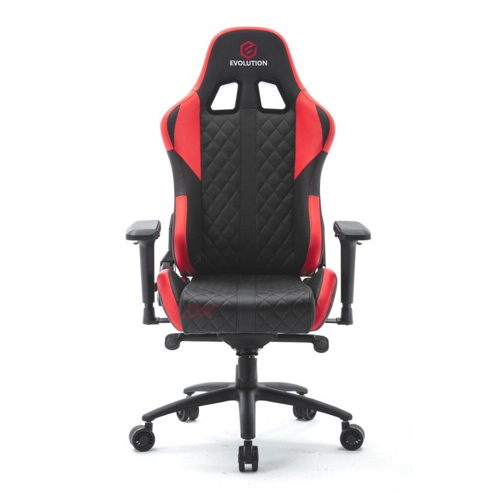 Компьютерное игровое кресло Evolution Racer M - Фото 3