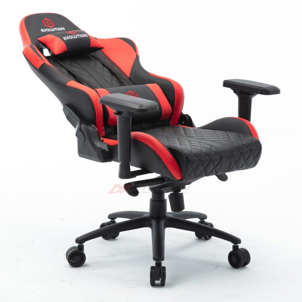 Компьютерное игровое кресло Evolution Racer M - Фото 7