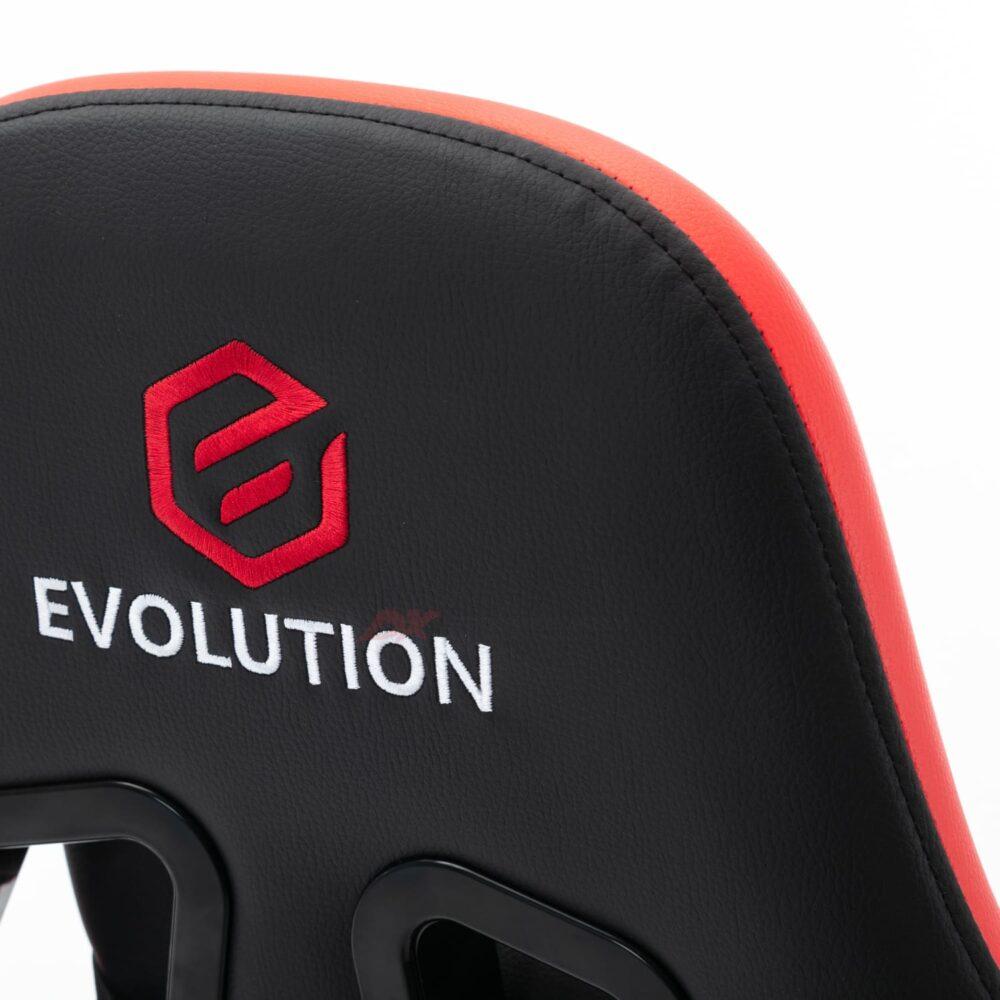 Компьютерное игровое кресло Evolution Racer M - Фото 8