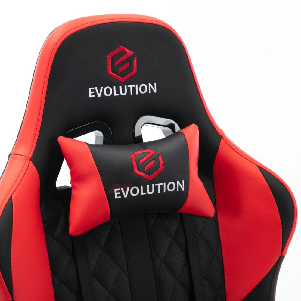 Компьютерное игровое кресло Evolution Racer M - Фото 9