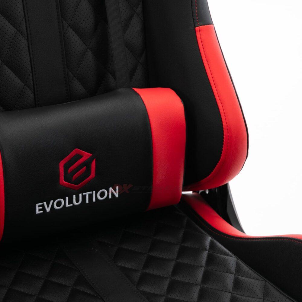 Компьютерное игровое кресло Evolution Racer M - Фото 10