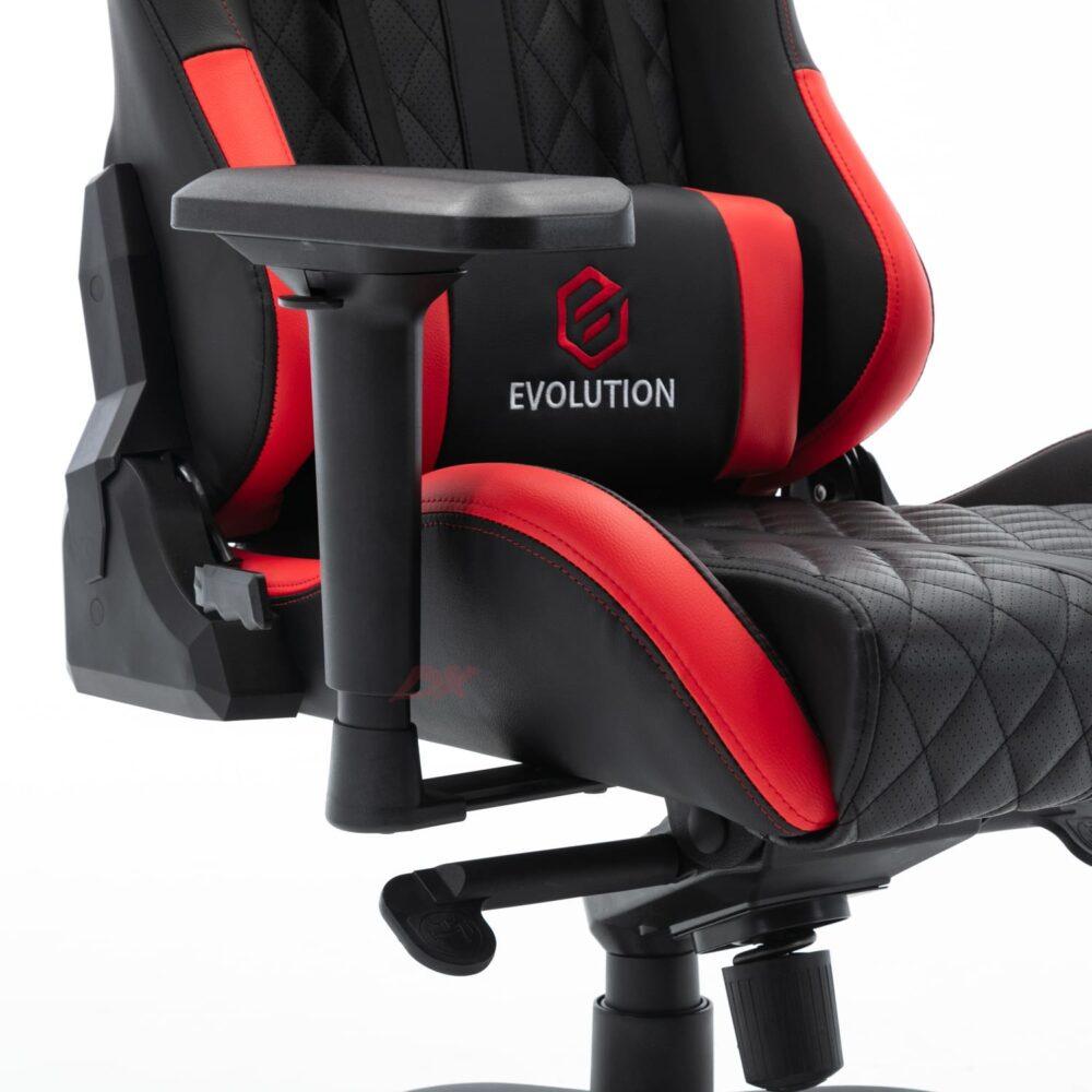 Компьютерное игровое кресло Evolution Racer M - Фото 13